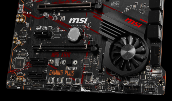 "MSI: Chipset Fans on AMD X570 Motherboards Are ""Much Needed"