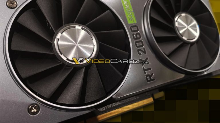 More Photos of 8 GB NVIDIA GeForce RTX 2060 SUPER Leaked