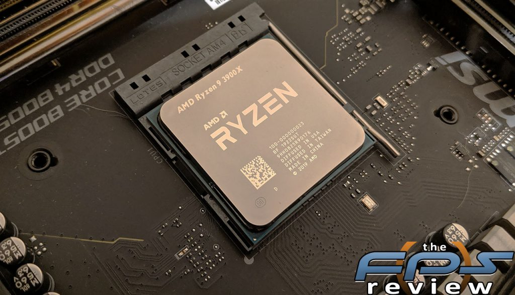 AMD Ryzen 9 3900X CPU Review - Page 5 of 12 - The FPS Review