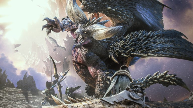 NVIDIA Claims DLSS Improves Monster Hunter: World Framerates by Up to 50%