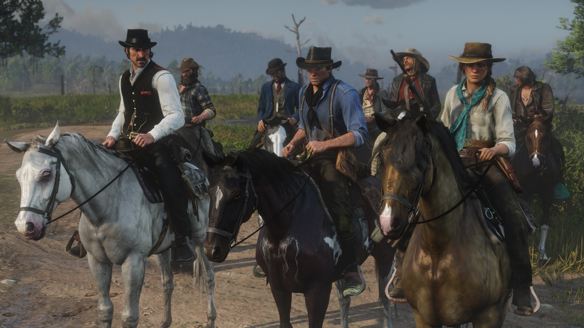 Red Dead Redemption 2 1.14.1 Patch Addresses Multiple Crash Errors