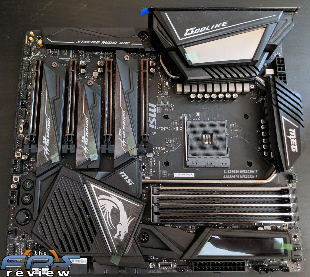 MSI MEG X570 GODLIKE Motherboard