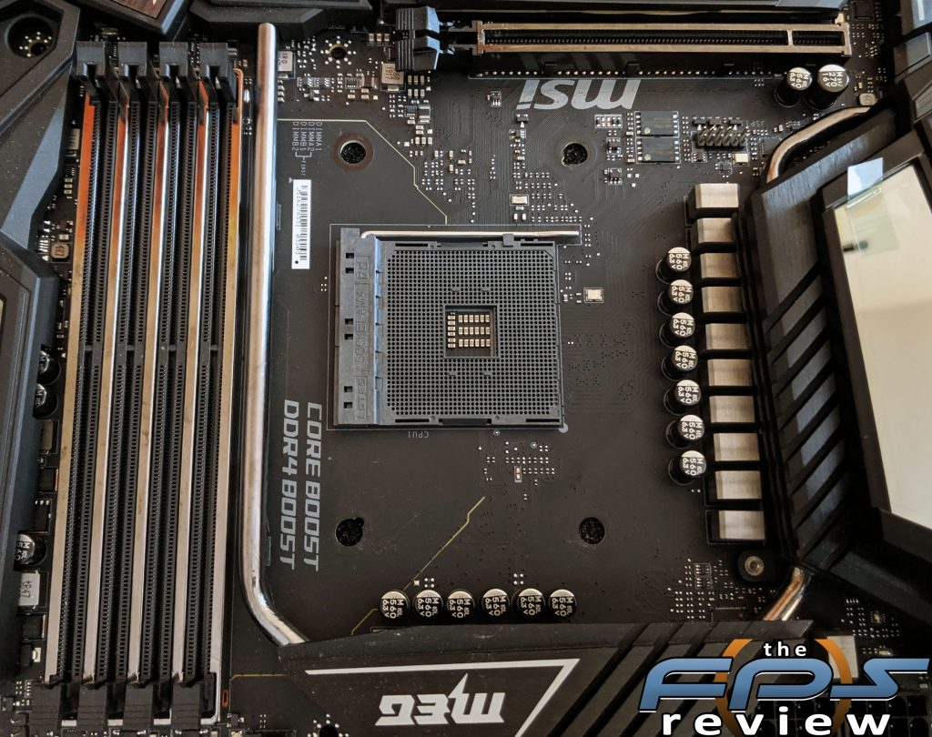 MSI MEG X570 GODLIKE Motherboard Review - Page 7 of 14 - The