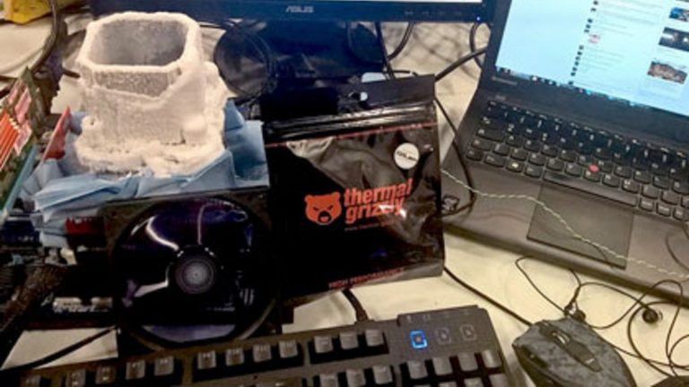 GN Changes out Thermal Pads to Get MSI EVOKE 5700XT to Run Even Cooler