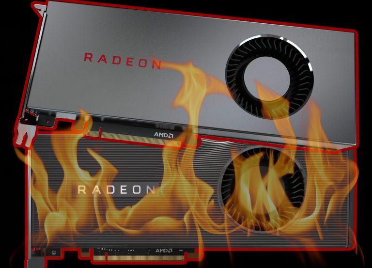 AMD Radeon RX 5700 Series Overclocking
