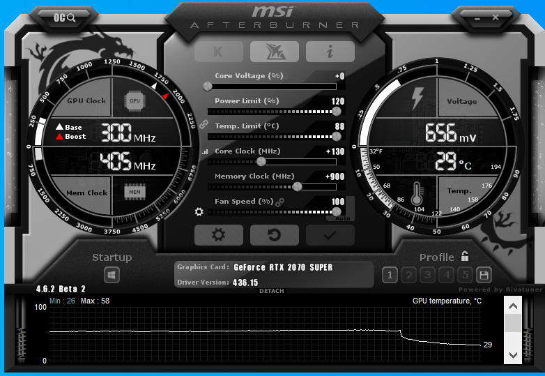 Nvidia Geforce Rtx 2070 Super Fe Overclocking Page 4 Of