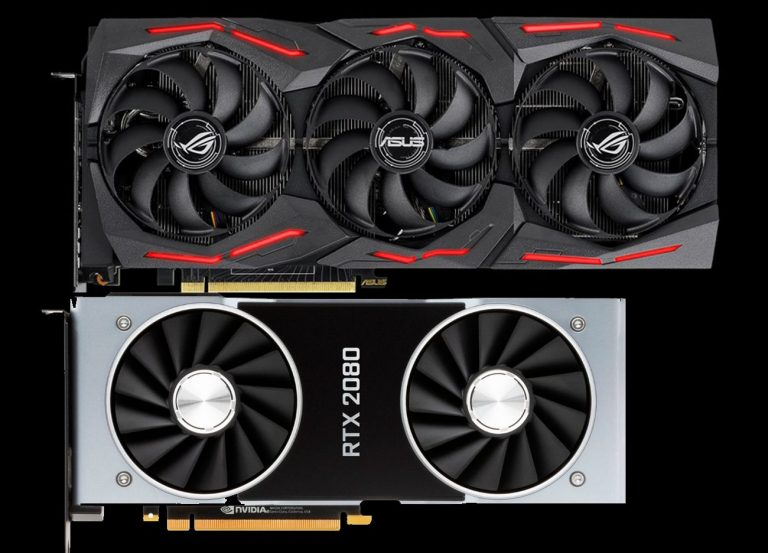 Overclocked ASUS RTX 2070 SUPER vs. RTX 2080 Performance