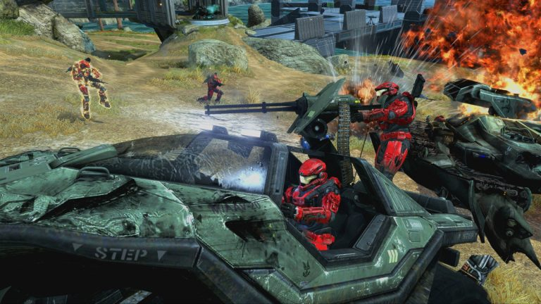 NVIDIA Releases Game Ready Driver for Halo: Reach and Quake II RTX v1.2