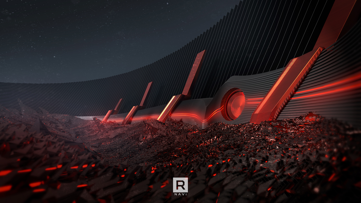 AMD's High-End (Navi 21) Radeon RX GPU Rumored to Be Twice as Powerful as Current Flagships
