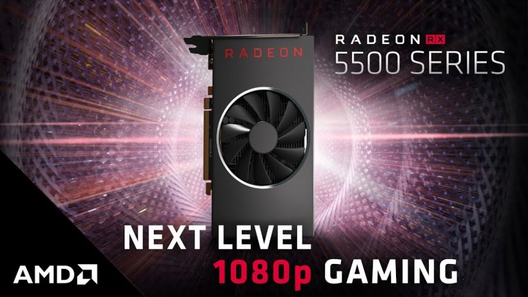 AMD's Radeon RX 5500 XT Is Probably Just an Overclocked Version of the Non-XT Model