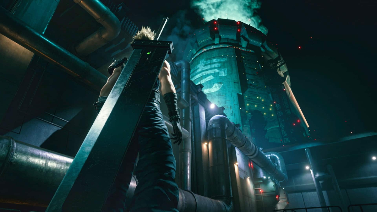 Final Fantasy VII Remake Opening Sequence Leaked Online, Courtesy of PSN Demo