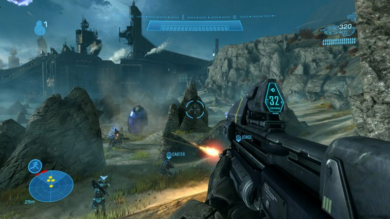 343 Industries Endorses Modding on Halo: Reach PC: Enable Mods with a Simple Command