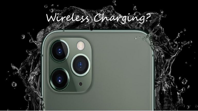 Wireless Charging Coming to the Next iPhone?