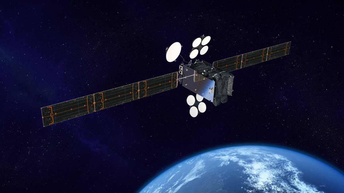 Apple Reportedly Planning Satellite System That Will Beam Data Directly to iPhones
