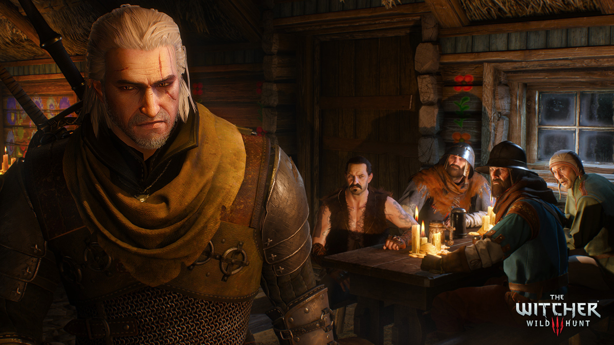 "Thanks, Netflix: ""Witcher 3"" Sets New Player Count Record on Steam Four Years After Release"