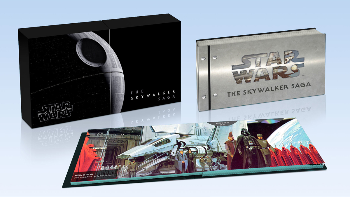 Star Wars: The Skywalker Saga Is Coming to 4K Blu-ray as a 27-Disc Box Set on March 31, 2020